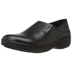 Spring Step Women's Manila Work Shoe - Black