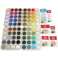 Full Color - PanPastel Ultra Soft Artist Pastel Set 9ml 80/Pkg