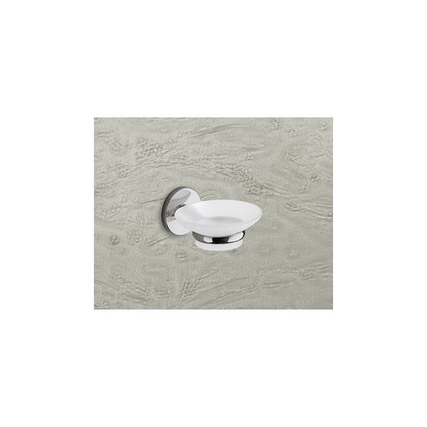 Shop Nameeks 4211 Gedy Collection Free Standing Soap Dish Polished