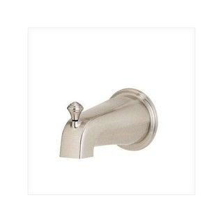 "Pfister 15-250 Diverter Tub Spout with 5"" Reach, Quick Connect and Decorative Diverter Knob"