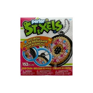 Perler Stixels Bead Charm Kit Trial Donut