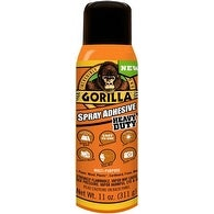 11Oz - Gorilla Multipurpose Heavy Duty Spray Adhesive