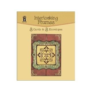 HOTP Card Kit Interlocking Frames