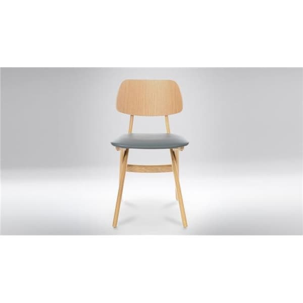 Shop Michelle Dining Chair Golden Yellow Gray 33 X 197 X 17