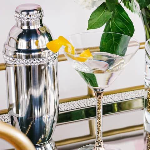 Sparkles Home Rhinestone Cocktail Shaker - N/A