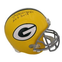 97088abaa Shop Aaron Rodgers Autographed Green Bay Packers Replica SB XLV ...