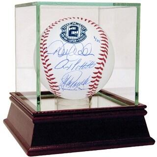 Derek Jeter Mariano Rivera Andy Pettitte Jorge Posada Core 4 Derek Jeter Retirement Logo Baseball