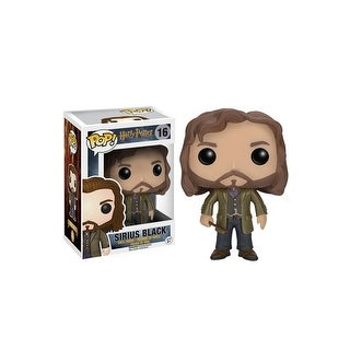 Funko POP Harry Potter - Sirius Black Vinyl Figure - Multi
