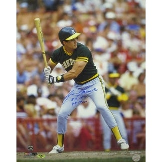 check out d14c3 4bf70 Jose Canseco signed Oakland As 16x20 Photo 1988 42 HRs 40 SBs