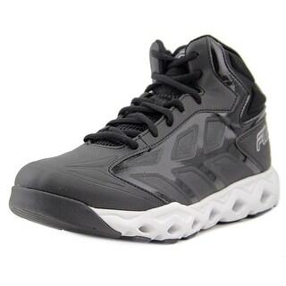 Fila Torranado Men Round Toe Synthetic Black Basketball Shoe
