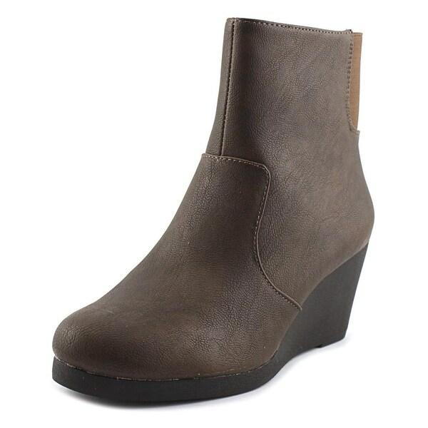 Life Stride Noise Women Dk Tan Boots