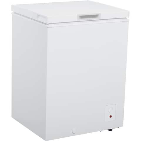Avanti CF500M0WIS 5ft Chest Freezer Freestanding White