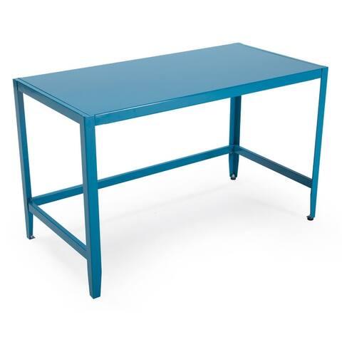 Calico Designs Eastbourne Metal Home Office Desk