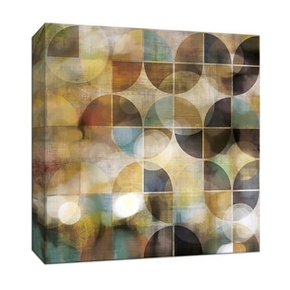 "PTM Images 9-146954  PTM Canvas Collection 12"" x 12"" - ""Bokeh Pattern II"" Giclee Patterns and Designs Art Print on Canvas"
