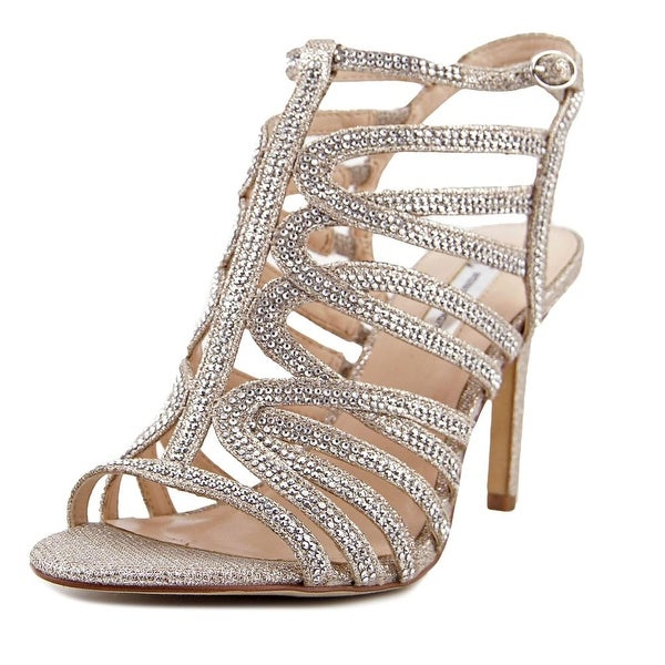 INC International Concepts Gawdie Women Champagne Sandals