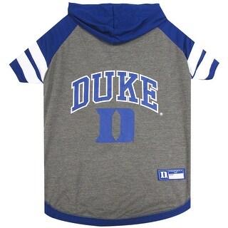 Duke University Doggy Hooded Tee-Shirt
