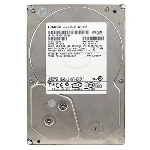 "Hitachi Deskstar E7K1000 1TB 7.2K RPM 3.5"" SATA,Silver (Refurbished)"
