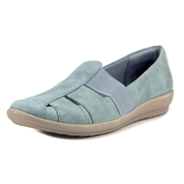 Easy Spirit Alani Blue Flats