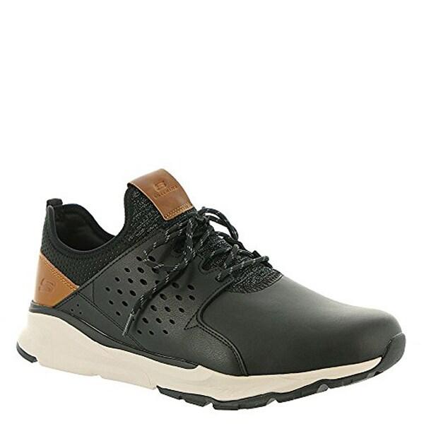 Skechers Men's Relven Hemson Sneaker, Black