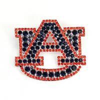 Auburn University Crystal Pin