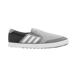 Adidas Men's Adicross SL Heather/White/Dark Grey Golf Shoes Q44565