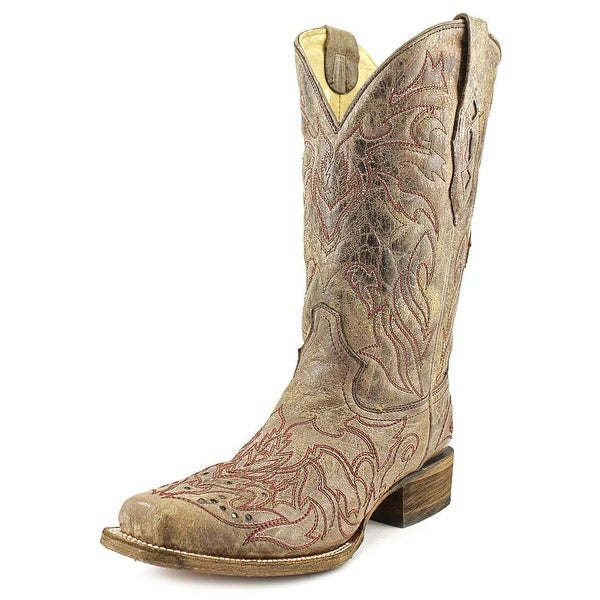 Corral A2837 Brown/Red Western Boots