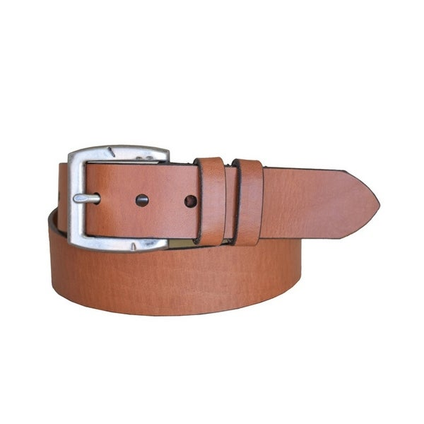 Lejon Western Belt Mens Carry The Line Leather Tan