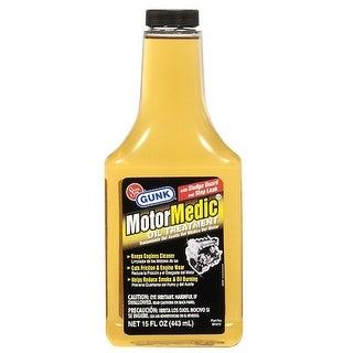 Gunk M1815 Oil Treatment, 15 Oz