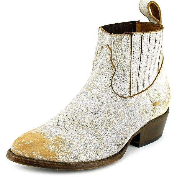 Matisse Mustang Pointed Toe Leather Western Boot