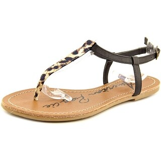 American Rag Krista Women Open Toe Synthetic Multi Color Thong Sandal