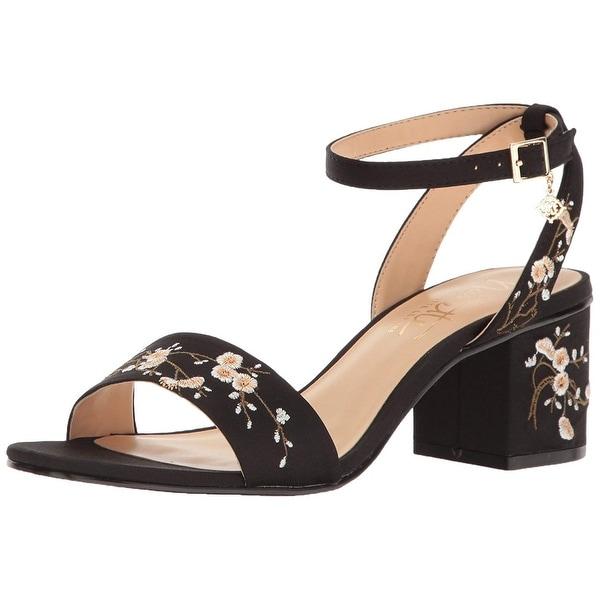Nanette Lepore Womens RUBY Open Toe Casual Slingback Sandals