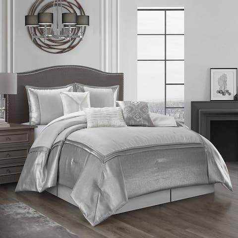 Grand Avenue Priscilla 7 Piece Comforter Set