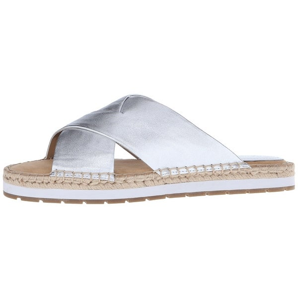 Kenneth Cole Womens clementine Open Toe Casual Slide Sandals