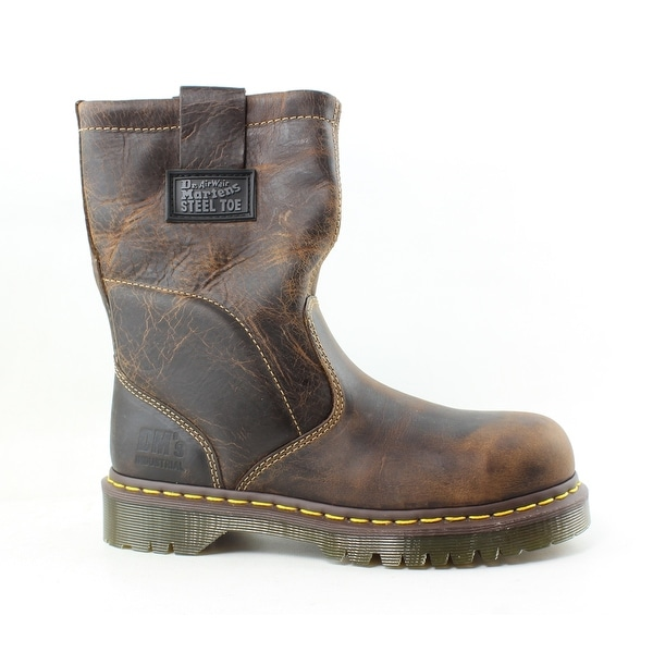 3575bfc1f0d Shop Dr. Martens Womens Icon 2295 Tan Work & Safety Boots Size 6 (C ...
