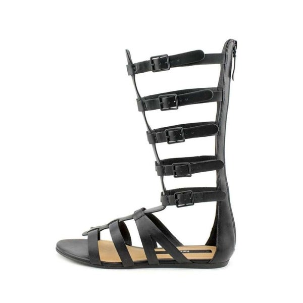 kensie Womens stellar Open Toe Casual Gladiator Sandals - 7