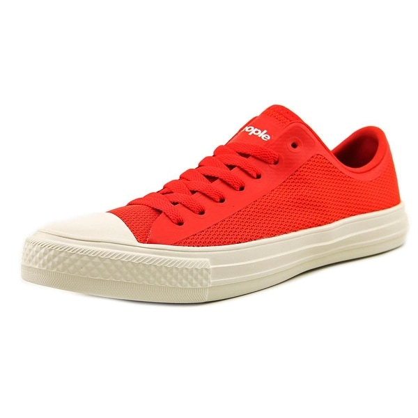 People Footwear The Phillips Men Synthetic Red Fashion Sneakers