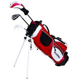 Tour Edge HT Max-J Junior Boys LH 2x1 Golf Set Age 3-5