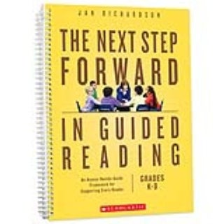Next Step Forward in Guided Reading - Jan Richardson