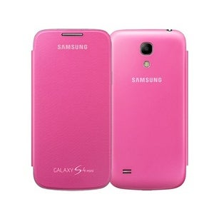 Samsung Flip Cover for Samsung Galaxy S4 Mini (Pink)