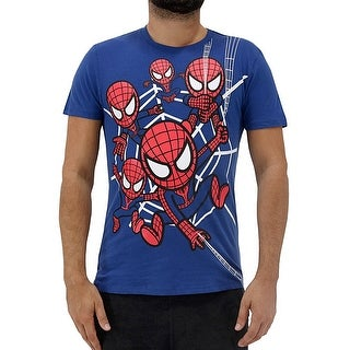 Tokidoki X Marvel Spider-Man Spidey Chaos Men's T-Shirt
