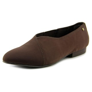 GH Bass & Co Gilmore Round Toe Canvas Loafer