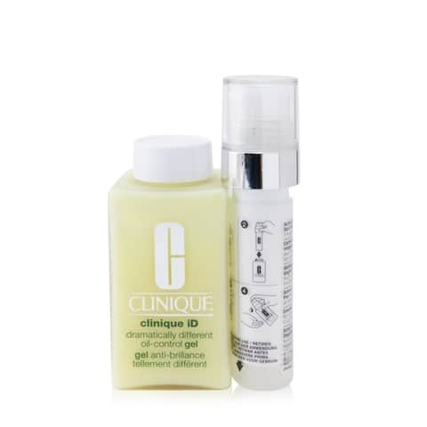 Clinique Clinique Id Dramatically Different Oil-Control Gel & Active Cartridge Concentrate For Uneven Skin Tone