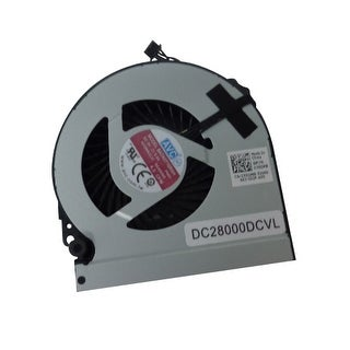 New Dell Precision M6800 Laptop Cpu Cooling Fan 7DDM8 - Smaller Fan