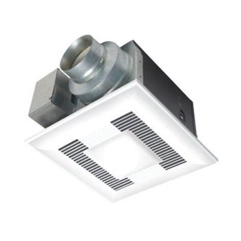 Groovy Panasonic Fv 08Vql6 Whisperlite Bathroom Exhaust Fan Light Combo 80 Cfm Home Interior And Landscaping Ponolsignezvosmurscom