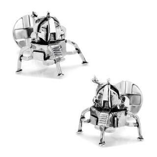 3D Moon Lander Cufflinks|https://ak1.ostkcdn.com/images/products/is/images/direct/f79132e07af673268203f071df917799a7242658/3D-Moon-Lander-Cufflinks.jpg?impolicy=medium