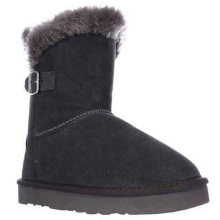 SC35 Tiny2 Cold Weather Comfort Boots, Grey