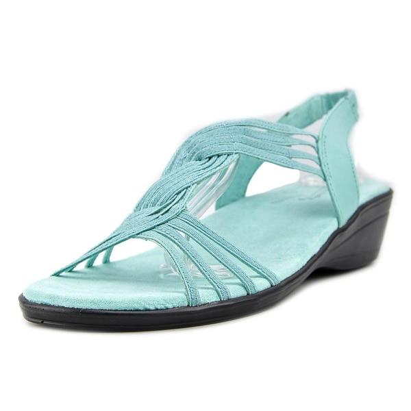 Easy Street Natara Turquoise Sandals