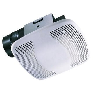 Air King BFQ110 110 CFM 3.5 Sone Exhaust Fan with Snap-In Installation from the High Performance Collection