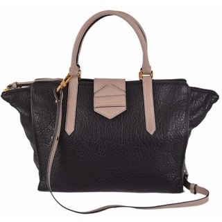 """Marc By Marc Jacobs M0000019 Black Flipping Out Leather Purse Bag - 13"""" x 10"""" x 5"""""""