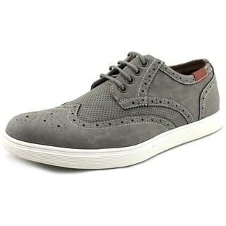 Madden Men Ranney Men  Round Toe Synthetic Gray Sneakers
